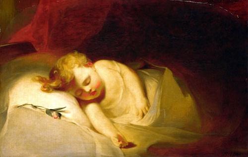 child-asleep
