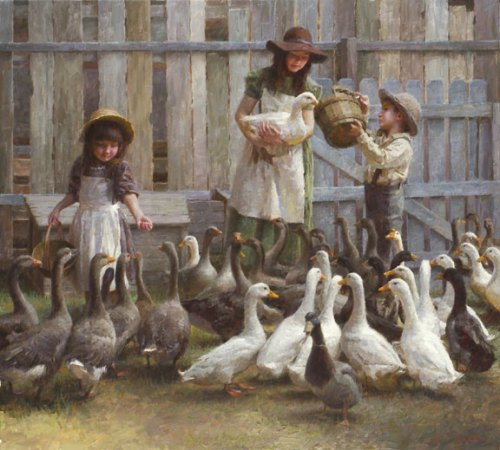 feeding-the-geese