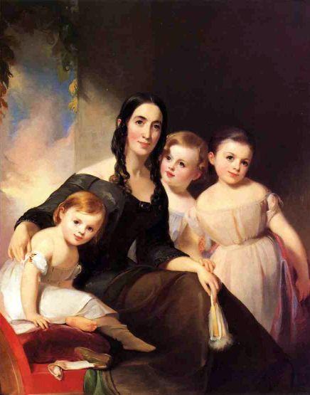 portrait-of-mrs-robb-and-her-three-children