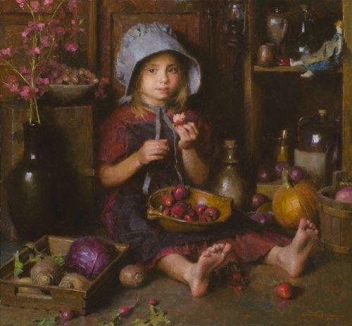 strawberry-girl
