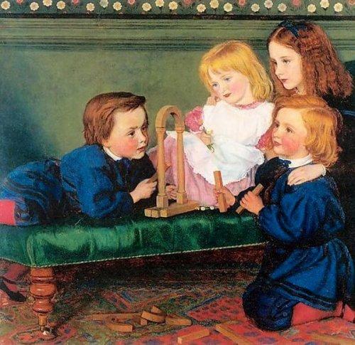 The Children Of George Birkbeck Hill