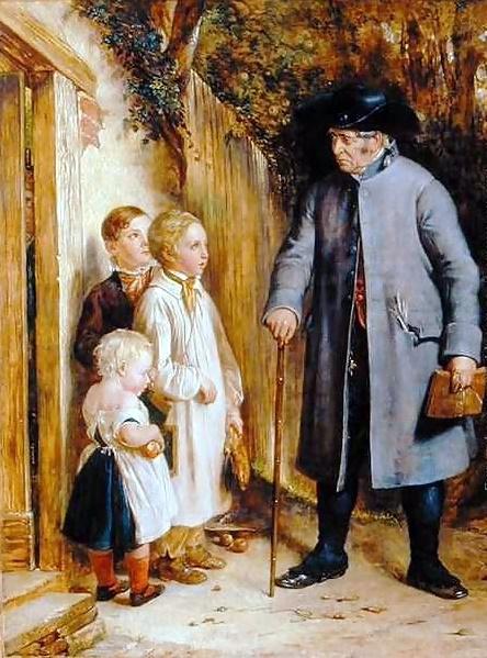 the-village-schoolmaster