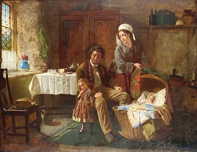 A Victorian Family