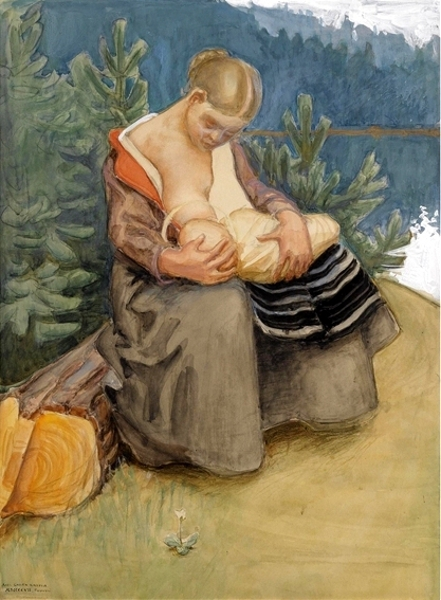 Äiti ja lapsi (Mother and Child)