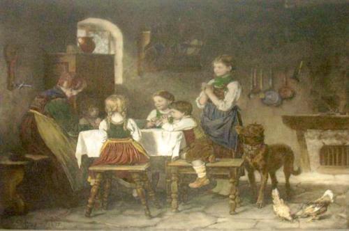 Das Tischgebet