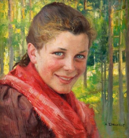 Girl from Porvoo