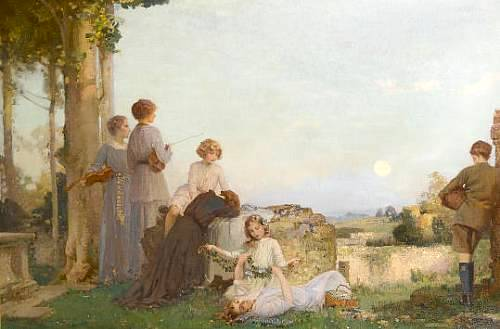 Moonrise And Memories