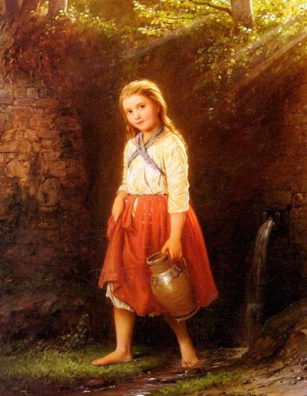 madchen-mit-wasserkrug-the-young-water-carrier