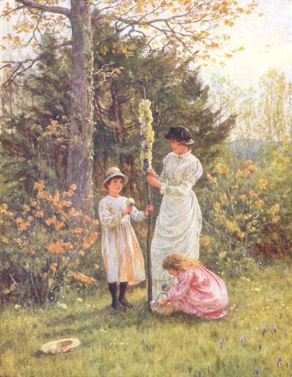 The Children's Maypole