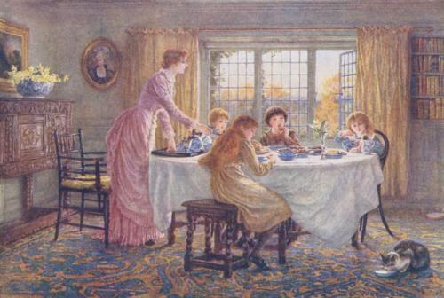 The Children's Tea
