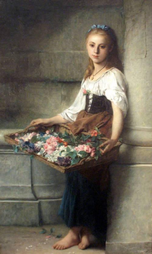the-flowerseller