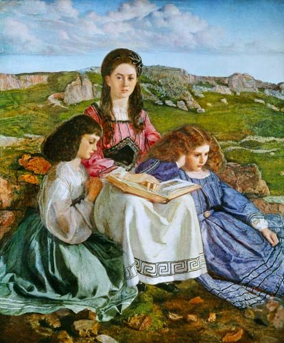 The Three Sisters of Dean Liddell