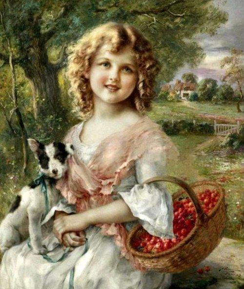 E.Vernon - The Cherry Pickers
