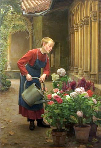 Enfant (In The Garden)