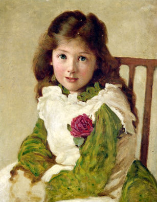 Portrait of the Artist's Daughter