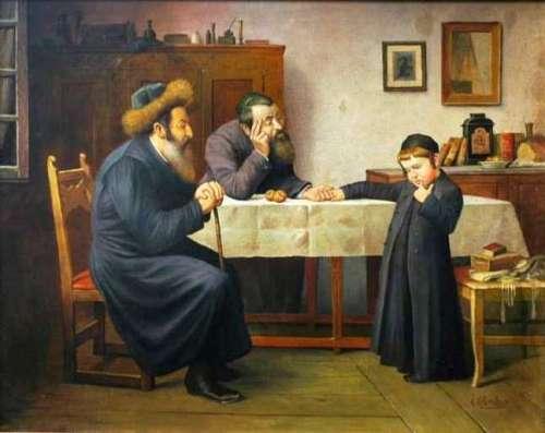 The Torah Student