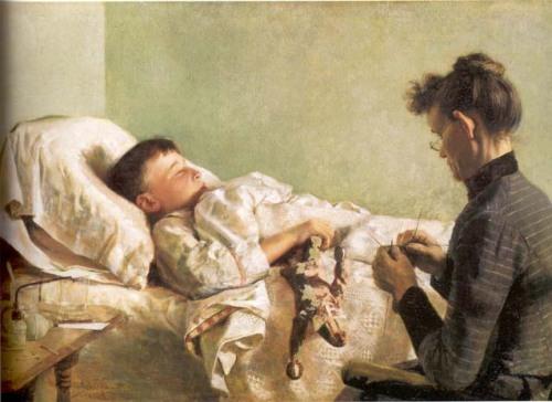 J.Bond Francisco - The Sick Child