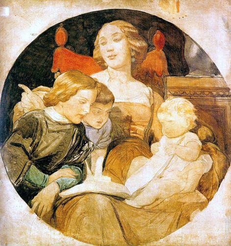 A Family Scene