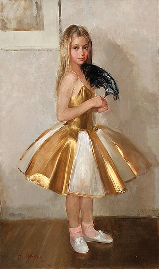 Young Dancer (sm)