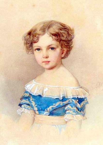 Grand Duchess Alexandra Aleksandrovna of Russia
