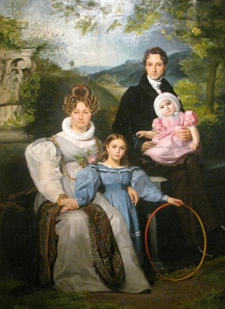 La famille de Gaspard Moeremans