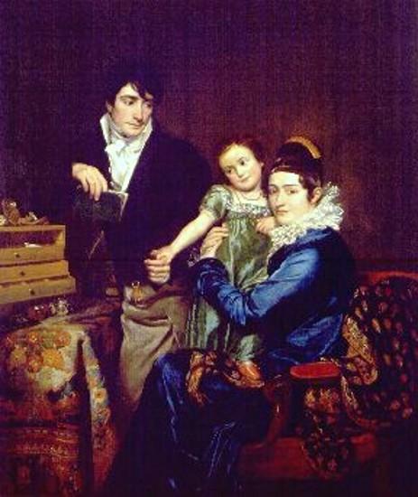 La famille de Hemptinne