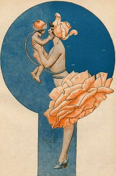La rose et son bouton