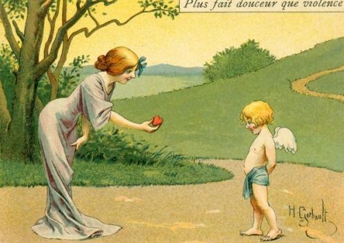 Les Proverbes - Plus fait douceur que violence