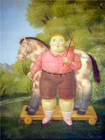 Nino con caballo