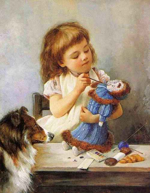 The Young Artist