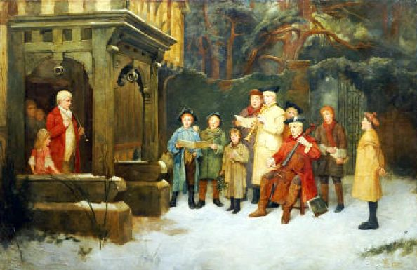 christmas carol choir dinosaur carol singers victorian christmas carol ...