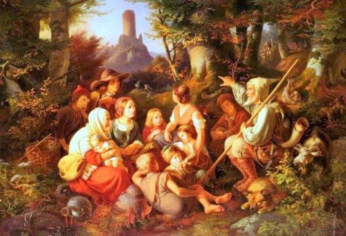 Der Erzahler (The Storyteller)