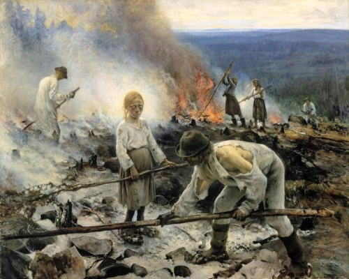 Under The Yoke (Burning The Brushwood)
