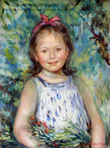 podgaevskaya marina | i am a child