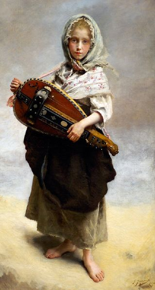 Gustave Jean Jacquet | I AM A CHILD