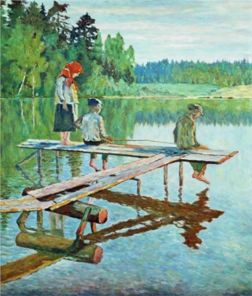 Evening (Angler)