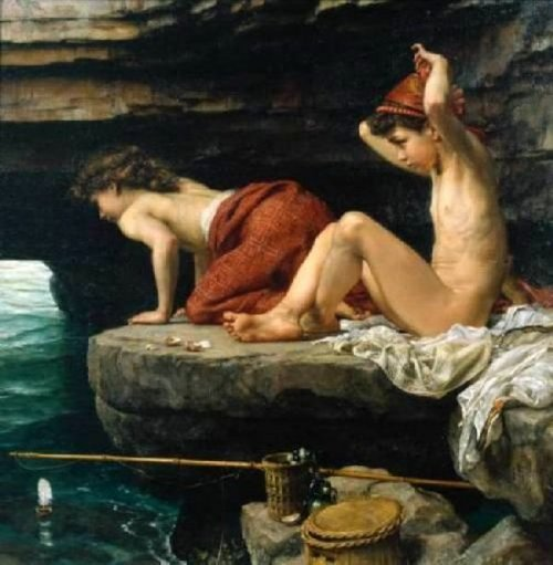 E.Poynter - Outward Bound