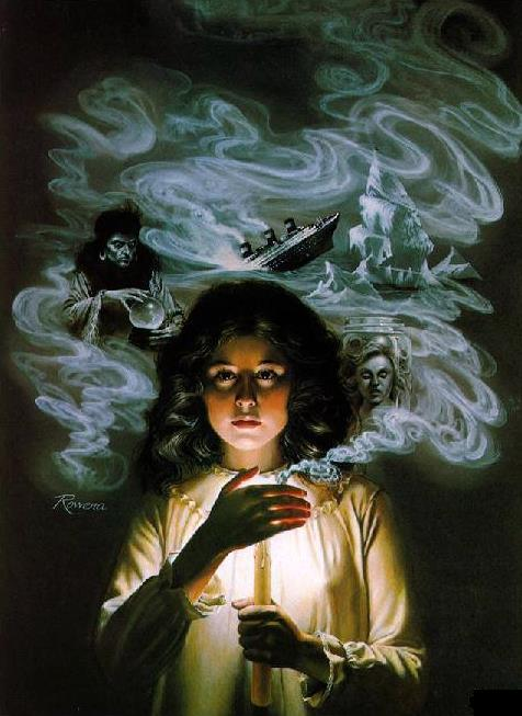Rowena Morrill Ghosts-i-have-been