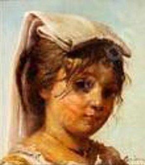 A Little Roman Girl