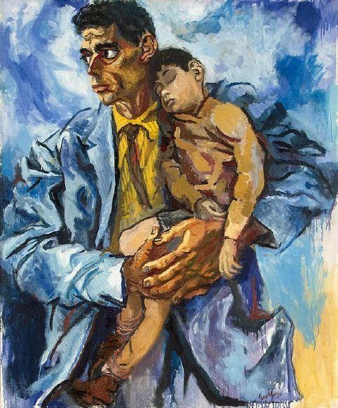 Renato Guttuso  Small_portrait-of-rocco-and-his-son