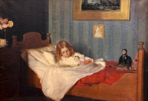 Michael Peter Ancher a-convalescent-girl.jpg?w=500