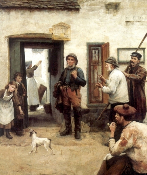 Michael Peter Ancher a-fishermans-tale-with-fox-terrier.jpg?w=500