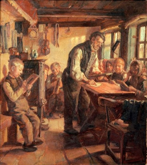 Michael Peter Ancher a-village-school-in-skagen.jpg?w=500