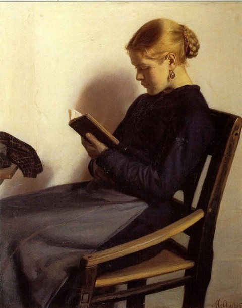 Michael Peter Ancher a-young-girl-reading.jpg?w=500