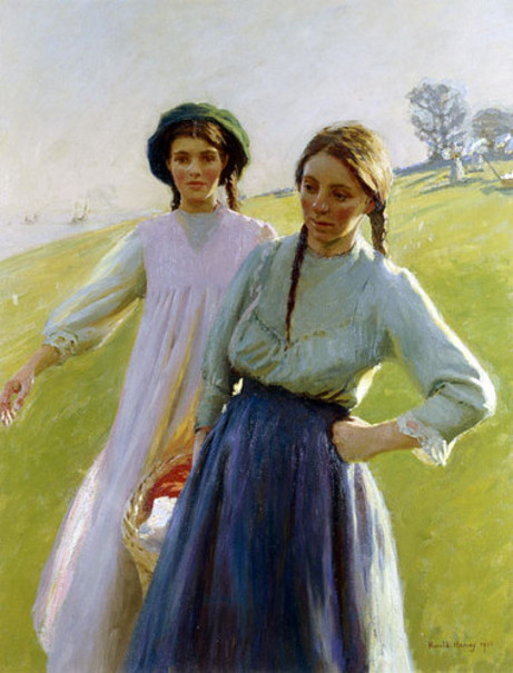 Harold Harvey - Morning Sunshine