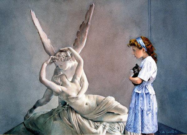 Titti Garelli Living Masters Of Figurative Art