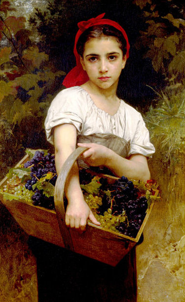 """the elder sister by william bouguereau essay An easter reflection on the plague of the image above is a detail from """"pieta"""" painted by william-adolphe bouguereau in crisis magazine is a project."""