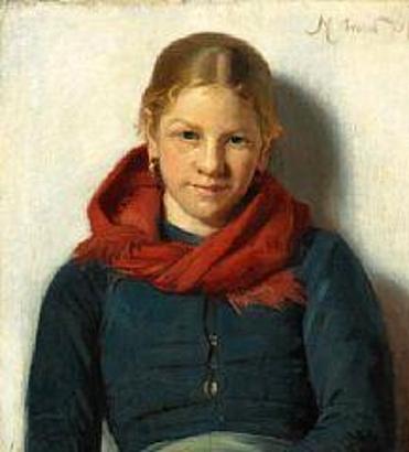 M. Ancher - Maren Sofie Olsen