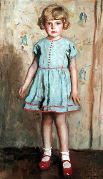Harrington Mann (1864  1937, English) | I AM A CHILD