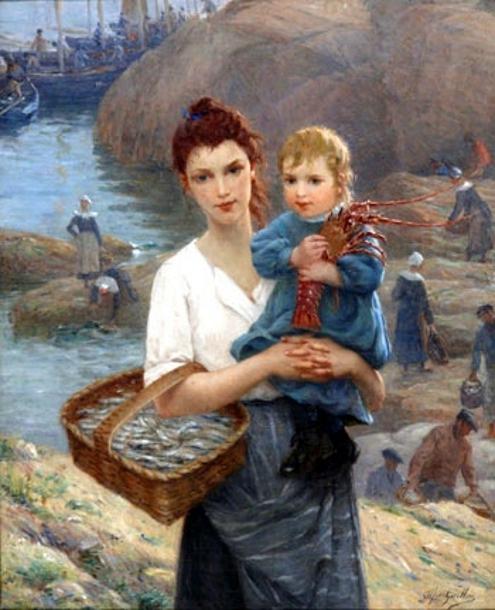http://iamachild.files.wordpress.com/2011/01/jeune-bretonne-sa-petite-fille-et-la-langouste.jpg